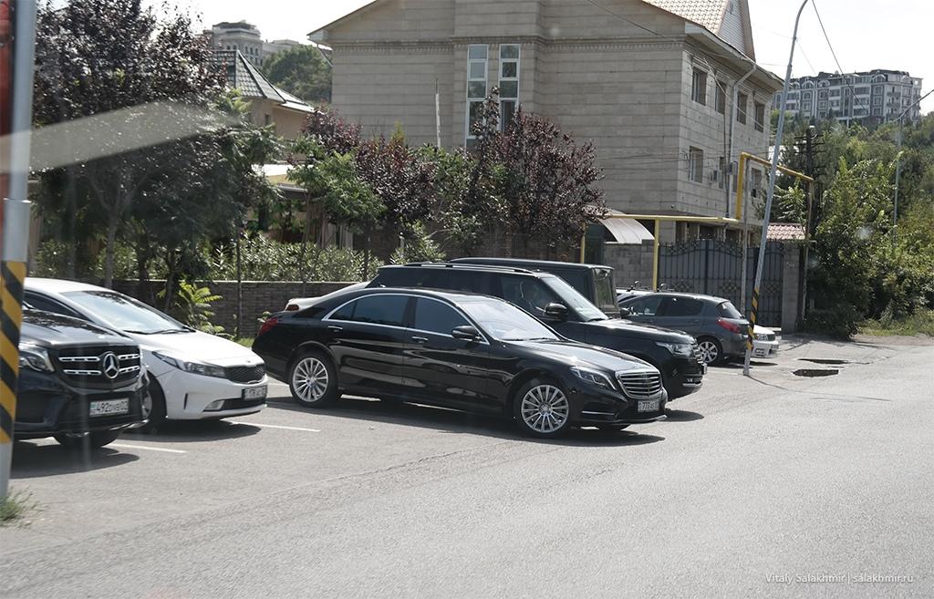 Дорогие машины в Алматы 2019