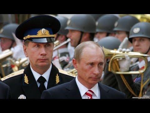 Охранники Путина правят страной