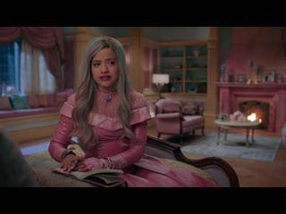 "Sarah Jeffery - ""Queen of Mean"" (Саундтрек к/ф ""Наследники 3"" / OST 2019) HD1080"
