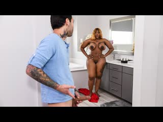 Victoria Cakes - Fucked Out Of House & Home: Part 2 (Big Ass, Big Tits, Blonde, Blowjob, Ebony)