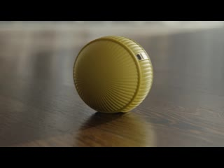 Samsung Ballie Promo