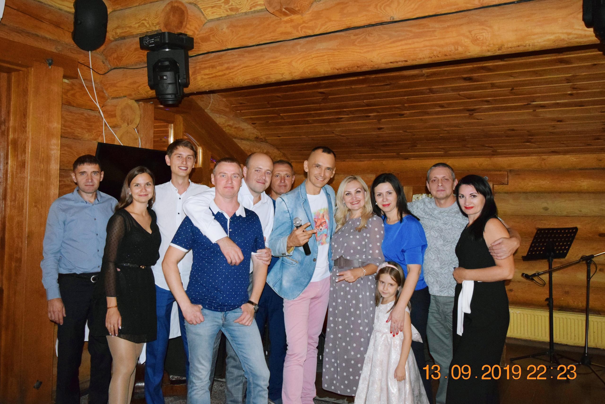 lt4Ox4L BSA - Торжество Валерия и Инны