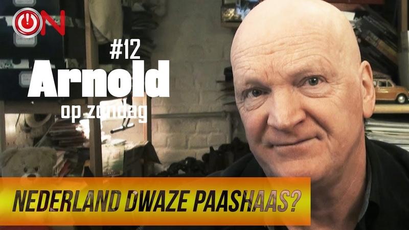 Nederland dwaze paashaas Publieke omroep loopt ook in coronatijd braaf achter Rutte aan AoZ 12