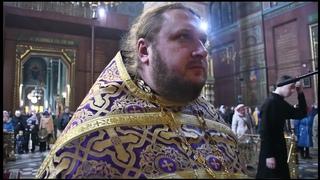 Проповедь епископа Максима в Неделю Крестопоклонную