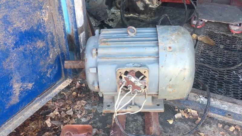 Электродвигатель (55кВт/735об) Вес 700 кг! Гранулятор DR4R 400 Подвижный Ролики! Granulator DR4R....