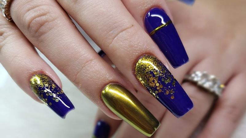 Preparación para uñas acrilicas y diseño 😊👌😉