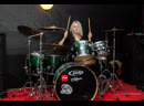 Velikhan Akua drum cover by RENATA KADYROVA
