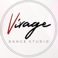 Логотип ВИРАЖ /Студия танца/ Новосибирск