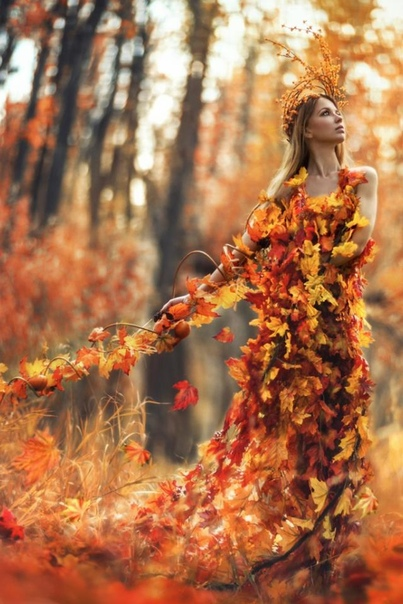 Вдохни в меня, осень