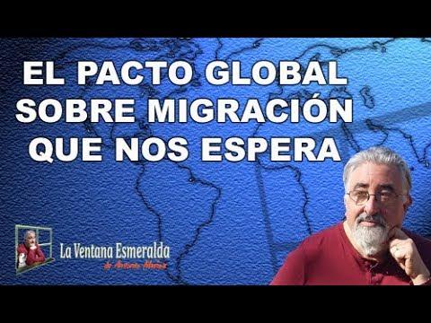 El pacto global sobre migración que nos espera