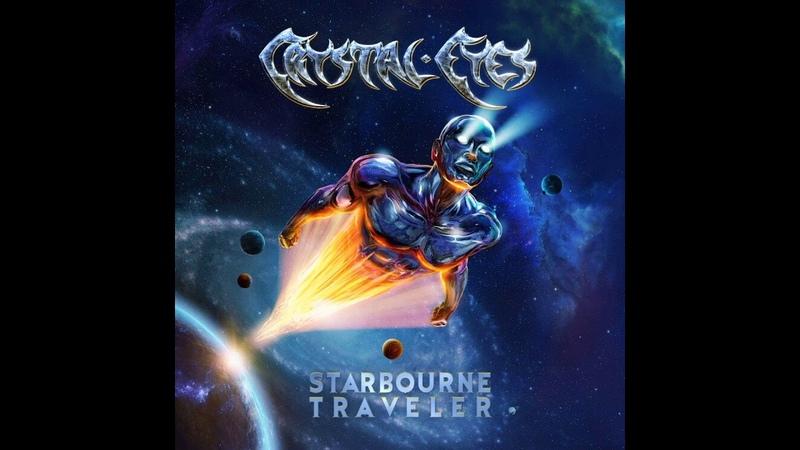 Crystal Eyes Starbourne Traveler Full Album 2019