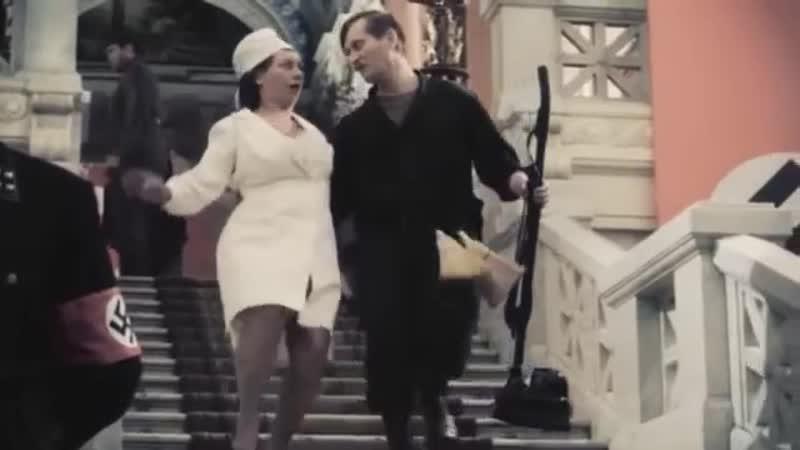 Нереальная история - Разведчик Вася Клубникин - Укротить любой ценой