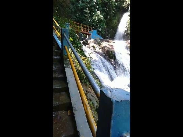 Objek wisata - Air Terjun Aloban -Tapteng