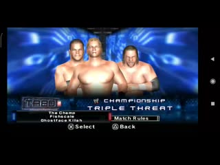 [Taboo Tuesday] WWE Championship