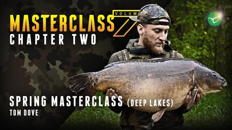 Korda Masterclass Vol 7 Spring Carp Fishing | Tom Dove