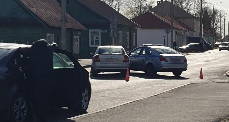 ДТП с участием автомобиля ГАИ произошло в Дрогичине