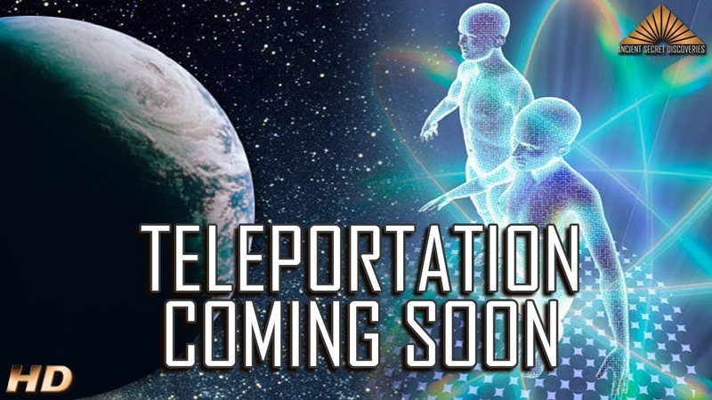 Scientists Have Been Testing Teleportation Device And The Results Are Astounding
