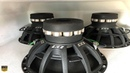 FIRST 3 21 INCH SUBWOOFERS I HAVE EVER SEEN **FUNNY REACTIONS**