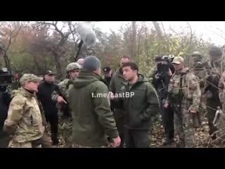 Хамский разговор Зеленского с националистами возмутил украинскую журналистку