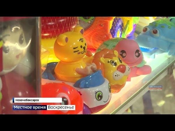 В Чувашии штрафуют продавцов игрушек за нарушение авторских прав