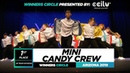 Mini Candy Crew | 1st Place Jr Team Division | Winners Circle|World of Dance Arizona 2019 | WODAZ19 | Danceprojectfo