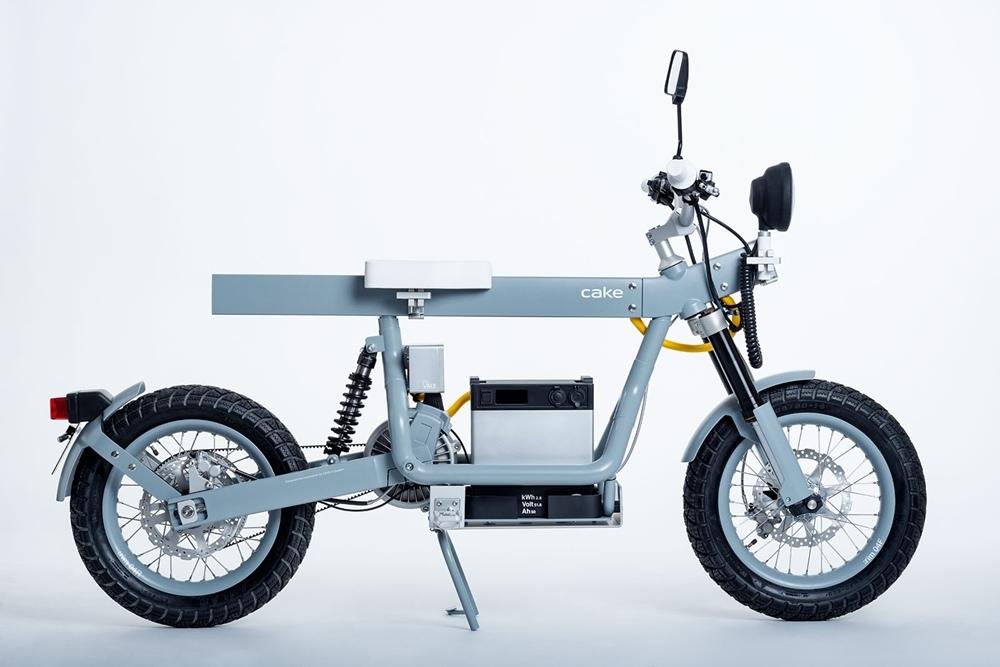 Электрический мотоцикл Cake Osa