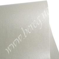 000255 Дизайнерский картон SHYNE Silver 30*30см 290гр/м2  70руб. Обрезки 30*10 - 15 р. за лист