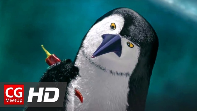 CGI Animated Short Film Ice Pepper by ESMA CGMeetup