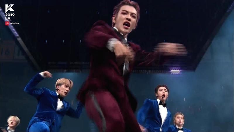 [Special Stage] 190818 ATEEZ (에이티즈) Very Good (Block B) @ KCON LA 2019 190818