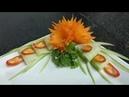 Alô Cú Đêm - Hướng dẫn tỉa hoa cà rốt xoáy