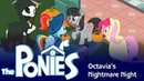 My Little Pony in the Sims Octavia's Nightmare Night