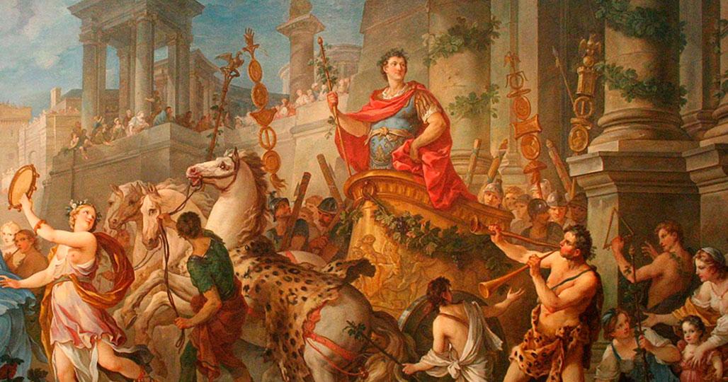 Триумф Антония