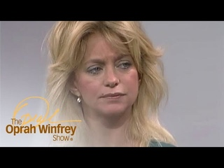 """Goldie Hawn on Overcoming the """"Illusion"""" of a Perfect Relationship 