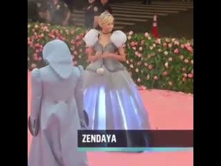 Zendaya at the met gala 2019🧚🏻♀️