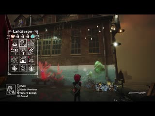 Concrete genie - gameplay walkthrough