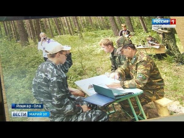 Беречь лес смолоду Александр Филенко организовал в Марий Эл движение школьных лесничеств