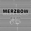 04.04.2020 MERZBOW | Moscow | Arbat Hall