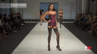 GRAND DEFILE MAGAZINE LINGERIE at CPM Moscow Autumn Winter 2014 2015 by Fashion Channel