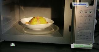 Вредна ли еда из микроволновой печи