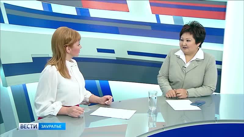 Интервью с врио директора департамента информационных технологий и цифрового развития Гульжан Фахрутдиновой