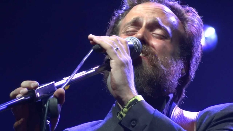 Iron Wine - The Sea And The Rhythm - The Green Man Festival 2011 - 21.08.11