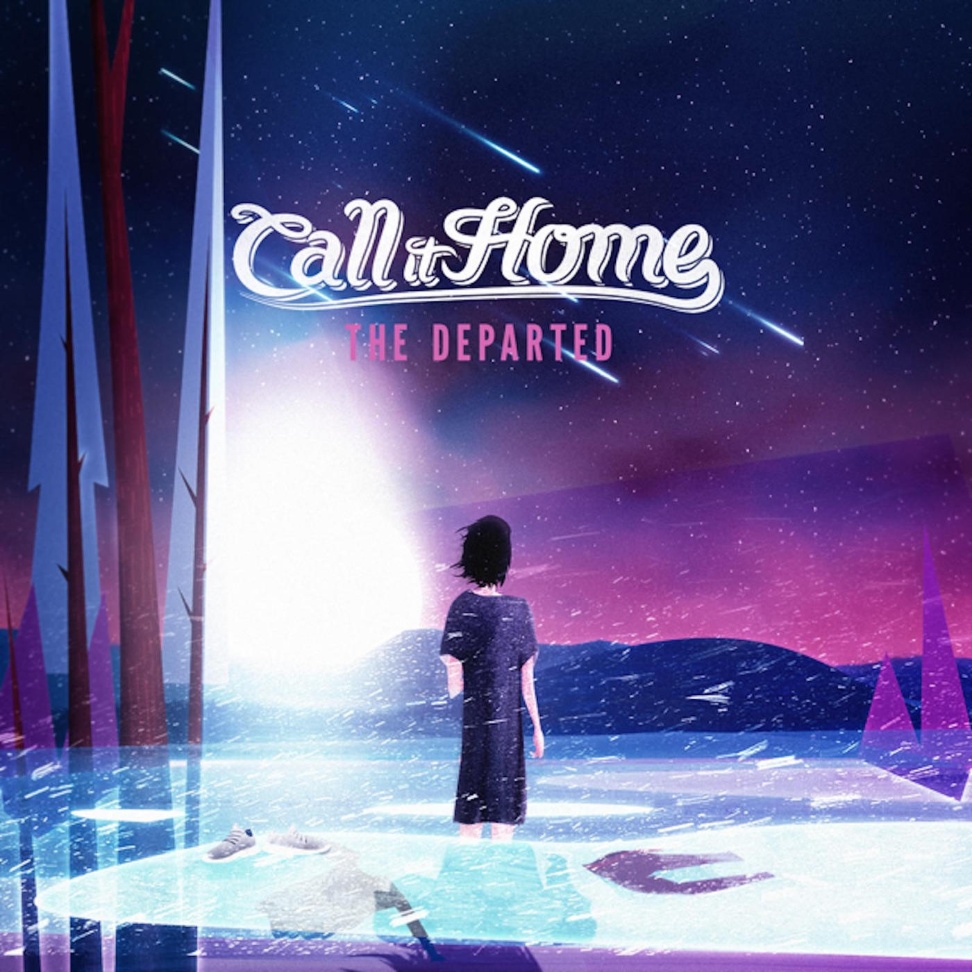 Call It Home - The Departed [single] (2016)
