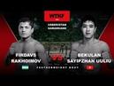 WTKF 2: Firdavs Rakhimov vs Bekulan Sayipzhan uulu