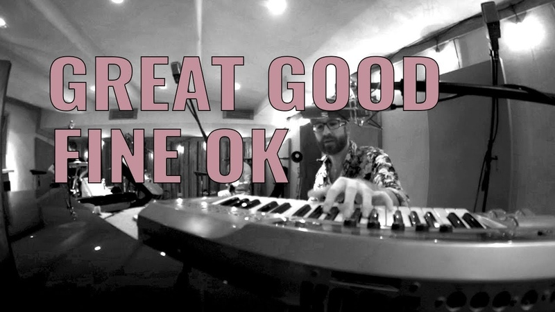 GREAT GOOD FINE OK EVERYTHING TO ME El Ganzo Sessions