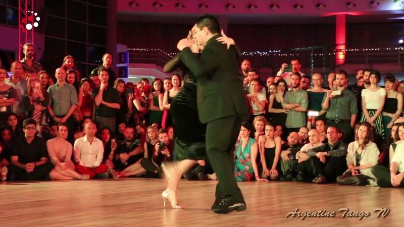 Noelia Hurtado y Carlitos Espinoza - (1/5) - Belgrade Tango Encuentro 2019 - 04-05-2019