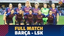 FC BARCELONA 3-0 KVINNER | Full match (UWCL)