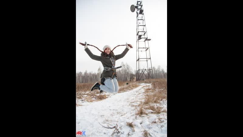 Nailya A. прыжок FreeFallProX команда ProX74 объект AT53 Chelyabinsk 2019 1 jump RopeJumping