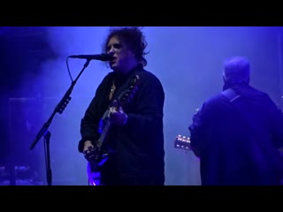 The cure - live @ moscow 2019 (preview)