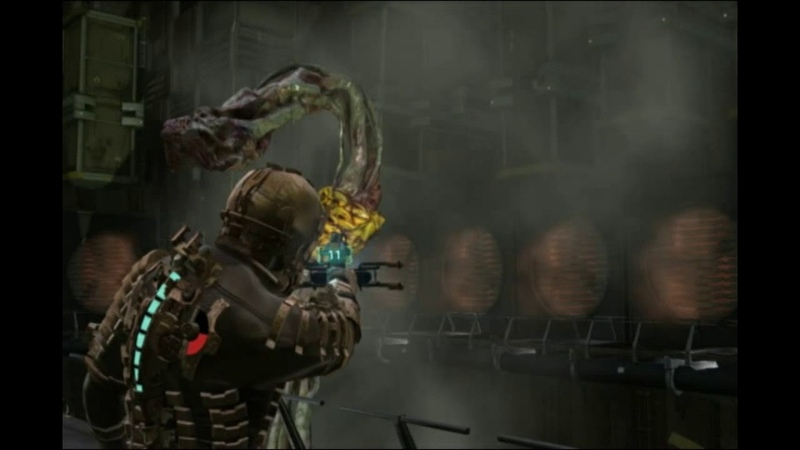 Dead space 1 (6) (Hatebreed - Beholder of justice)