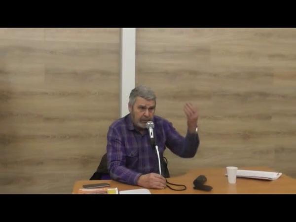 Сидоров Георгий Новосибирск 2019: очищенный звук